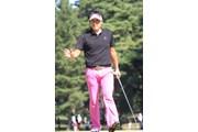 2013年 ブリヂストンオープンゴルフトーナメント 最終日 井上信