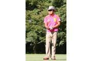 2013年 ブリヂストンオープンゴルフトーナメント 最終日 片山晋呉