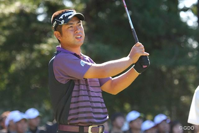 2連覇を果たした得意の袖ヶ浦でも勝利をつかめなかった池田勇太