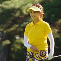 タレントさんかと思いました。同伴プレーヤーに華やかな彩りを添えて 2013年 平尾昌晃チャリティゴルフコンペ 坂之下侑子