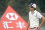 2013年 WGC HSBCチャンピオンズ 初日 石川遼