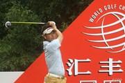 2013年 WGC HSBCチャンピオンズ 初日 藤田寛之