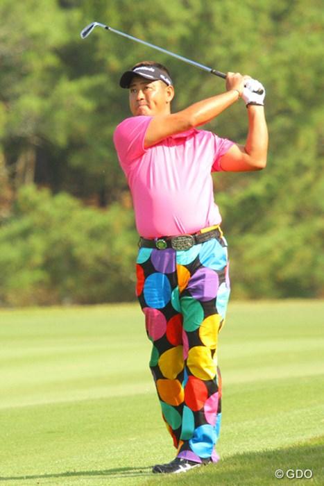 日本版ジョン・デーリー 2013年 マイナビABCチャンピオンシップゴルフトーナメント 初日 小山内護