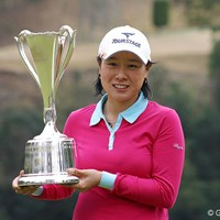 昨年大会は韓国のペ・ジェヒが嬉しい初勝利を飾った ペ・ジェヒ