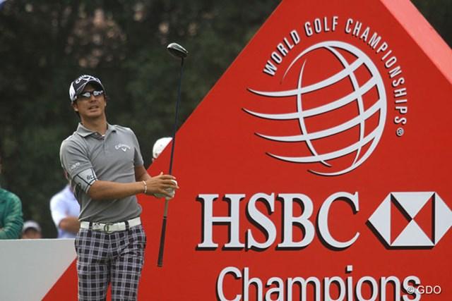 2013年 WGC HSBCチャンピオンズ 2日目 石川遼 石川遼はイーブンにまとめたが、ブービーから抜け出せず・・・
