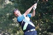 2013年 第23回日本シニアオープンゴルフ選手権競技 2日目 ポール・ウェセリン