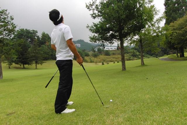 ゴルフをやっていると様々な場面で迷うことがある