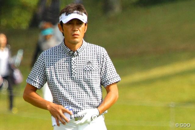 一昨年の日本プロ 日清カップ以来の優勝を狙う河井。再び兵庫県で・・・