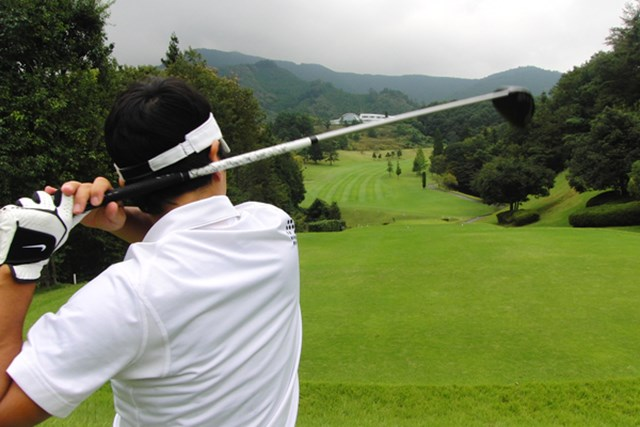 スコアアップに繋がる13の法則 第13回 ゴルフの本質を知る 毎回ナイスショットを求めないこと