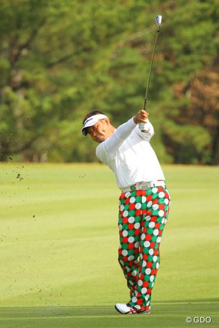 2013年 マイナビABCチャンピオンシップゴルフトーナメント 3日目 小山内護 日本版ジョン・デーリーのムービングデー
