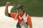 2013年 WGC HSBCチャンピオンズ 3日目 石川遼