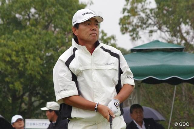 2013年 第23回日本シニアオープンゴルフ選手権競技 最終日 室田淳 室田淳がレギュラーツアー引退!? その真相は・・・
