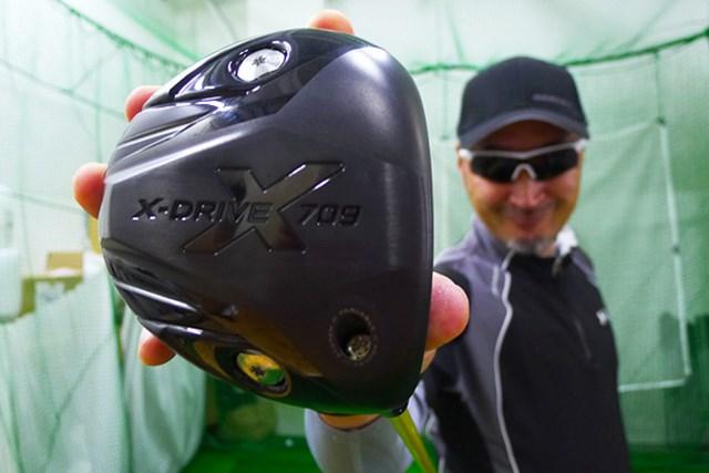 池田勇太の相棒「ブリヂストン ツアーステージ X-DRIVE 709 リミテッド」をマーク金井が徹底検証