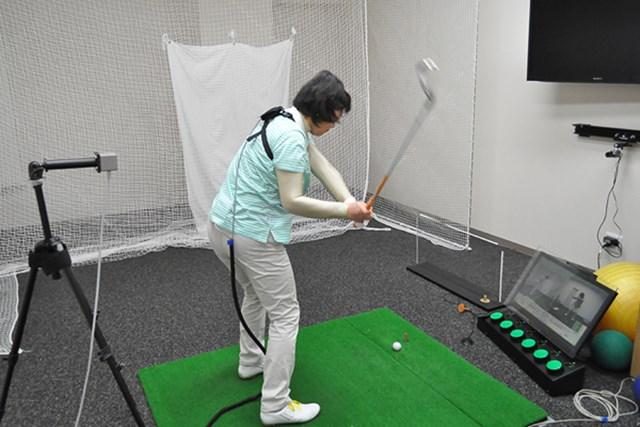 golftec コンパクトなトップへ徹底改善(1) 1-1