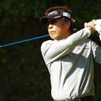 「ゴルフはハート」。奥田靖己がツアー初優勝を懸け単独首位で最終日へ 2013年 富士フォルムシニアチャンピオンシップ 2日目 奥田靖己