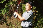 2013年 富士フイルムシニアチャンピオンシップ 2日目 羽川豊