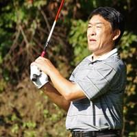 最終日を前に15位タイに後退した羽川豊は早々の白旗宣言・・・ 2013年 富士フイルムシニアチャンピオンシップ 2日目 羽川豊