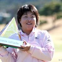 昨年はベテランの木村敏美が久々の勝利を挙げた 木村敏美