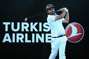 2013年 トルコ航空オープン 3日目 ビクター・デュビッソン
