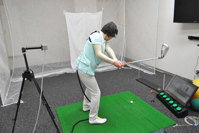 golftec コンパクトなトップへ徹底改善(2) 1-1