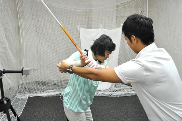 golftec コンパクトなトップへ徹底改善(2) 5-2