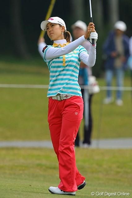 上田桃子は5位タイで終了。一時帰国の疲れも見せず、上位に顔を出すのは流石の一言