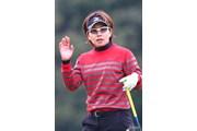 2013年 伊藤園レディスゴルフトーナメント 初日 新崎弥生