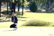 2013年 伊藤園レディスゴルフトーナメント 2日目 金田久美子
