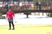 2013年 伊藤園レディスゴルフトーナメント 最終日 吉田弓美子