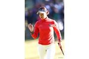 2013年 伊藤園レディスゴルフトーナメント 最終日 森田理香子