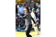 2013年 伊藤園レディスゴルフトーナメント 最終日 大山志保