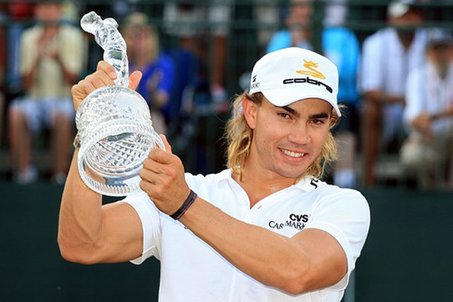 C.ビジェガスがプレーオフ2勝目!しかし「FedEx Cup」タイトルには惜しくも届かず(Scott Halleran/ Getty Images)
