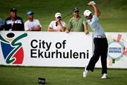 2013年 南アフリカオープン選手権 2日目 チャール・シュワルツェル