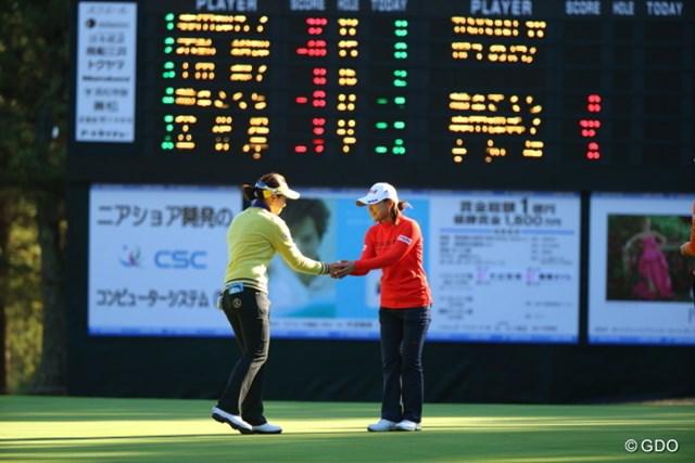 今週の主役は、森田理香子と横峯さくらの2人だけではない