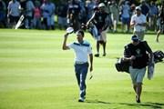 2014年 南アフリカオープン選手権 3日目 チャール・シュワルツェル