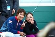 2013年 大王製紙エリエールレディスオープン 最終日 福田裕子&一ノ瀬優希