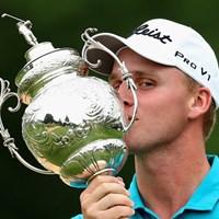 地元の南アフリカ勢を押さえて、デンマークのマドセンがツアー初優勝を手にした(Getty Images) 2013年 南アフリカオープン選手権 最終日 モルテン・オラム・マドセン