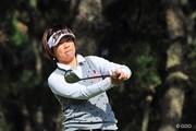 2013年 LPGAツアーチャンピオンシップリコーカップ 初日 大山志保