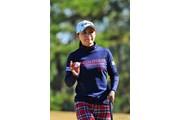2013年 LPGAツアーチャンピオンシップ 3日目 横峯さくら
