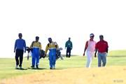 2013年 カシオワールドオープンゴルフトーナメント 3日目 松山英樹 池田勇太 小田孔明