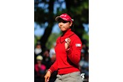 2013年 LPGAツアーチャンピオンシップリコーカップ 最終日 森田理香子