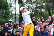 2013年 LPGAツアーチャンピオンシップ 最終日 横峯さくら