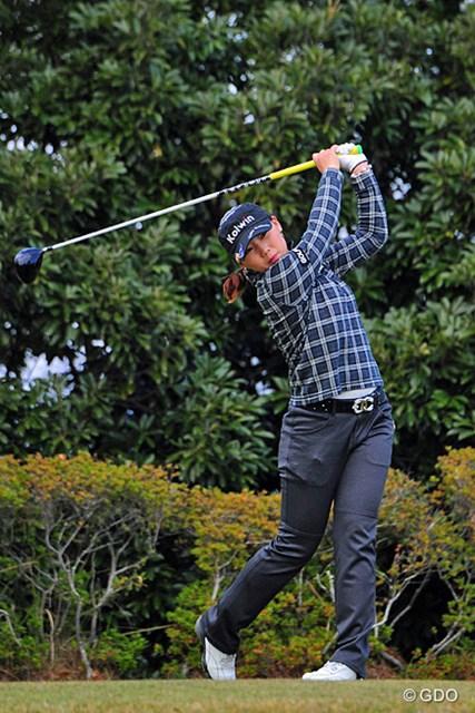2013年 LPGAツアーチャンピオンシップリコーカップ 最終日 イ・ナリ やっぱり優勝を経験するとスーパー・サイヤ人のように強くなるんですなァ…。5位タイっちゅうのは実力の証明やと思いますワ。