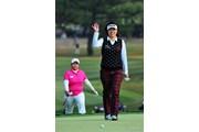 2013年 LPGAツアーチャンピオンシップリコーカップ 最終日 大山志保 アン・ソンジュ