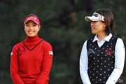 2013年 LPGAツアーチャンピオンシップリコーカップ 最終日 大山志保 森田理香子