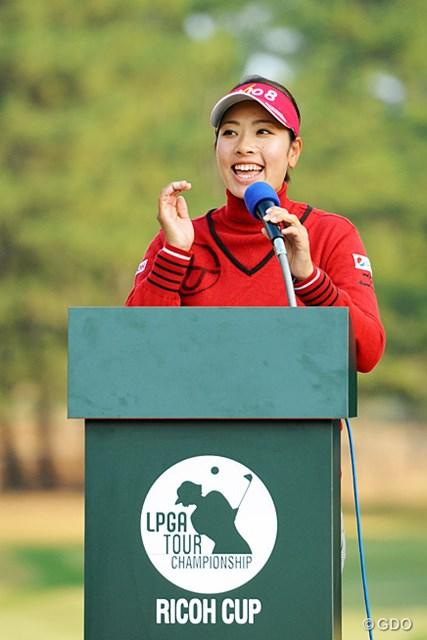 23歳の新女王誕生はゴルフ界にムーブメントを起こすのか