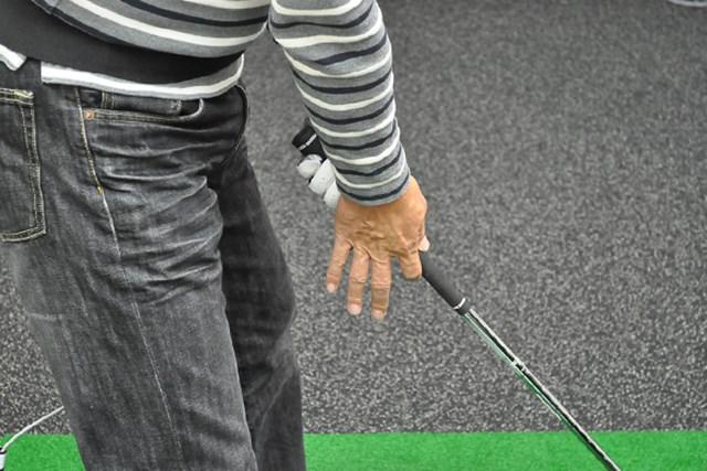golftec ターフの取れるインパクトを作る! 2-2