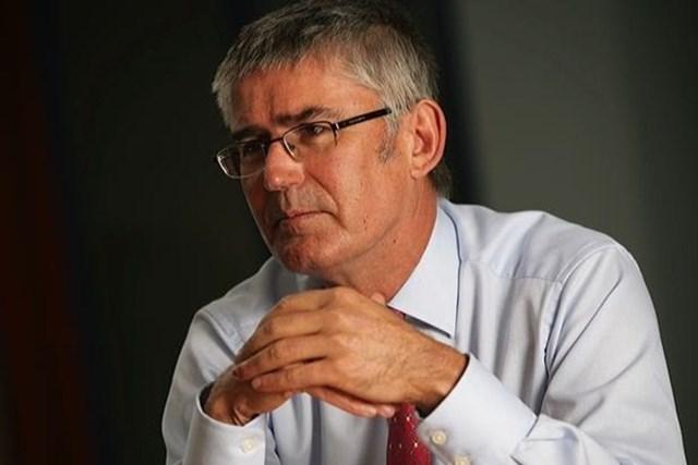 ヨーロピアンツアーの新しいチェアマンに任命されたデビッド・ウィリアムズ氏(Getty Images)