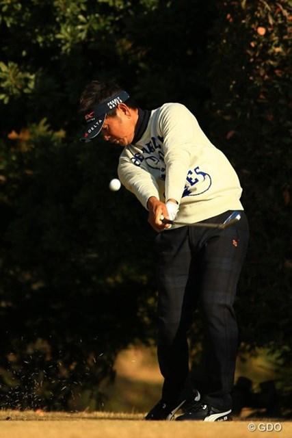 2013年 ゴルフ日本シリーズJTカップ 3日目 藤田寛之 バックナインだけで2イーグルなど猛チャージ!66をマークし11位タイに。さすが日本シリーズ男ですねぇ。