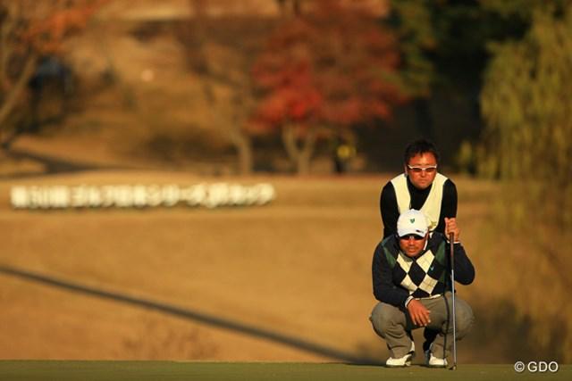 2013年 ゴルフ日本シリーズJTカップ 3日目 宮里優作 明日は2位以下に3打差を付けて、16回目の最終日最終組でスタート。さぁ、ツアー初優勝へ!